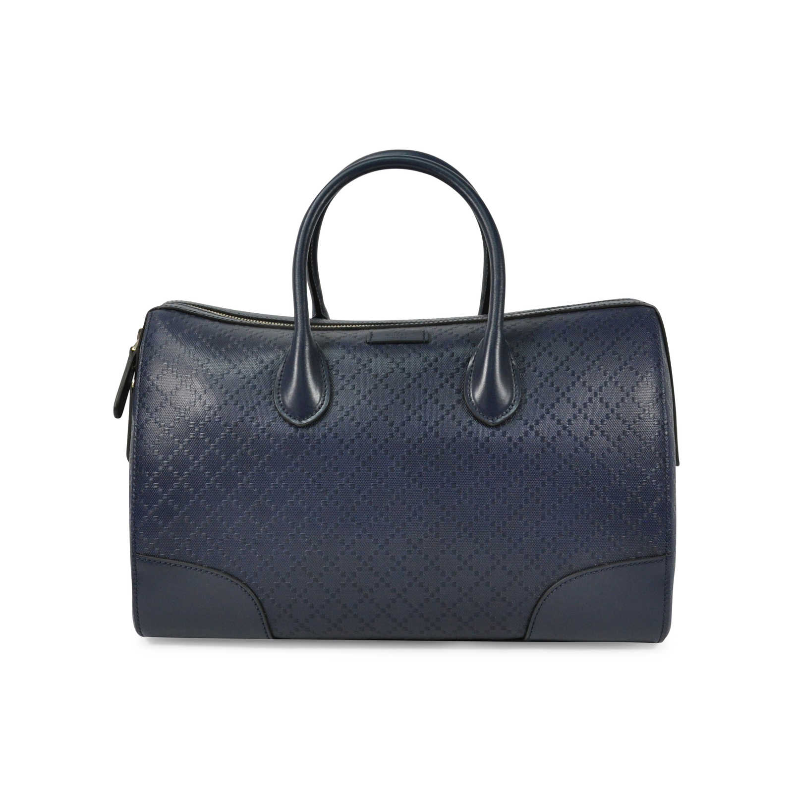 05ff2eb1595 Authentic Second Hand Gucci Diamante Leather Top Handle (PSS-305-00002) ...