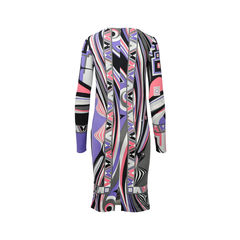 Emilio pucci silk print dress 2