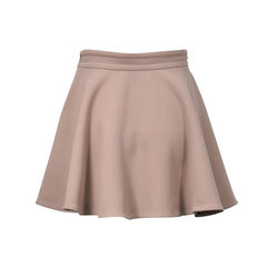 Miu miu flared wool skirt 2