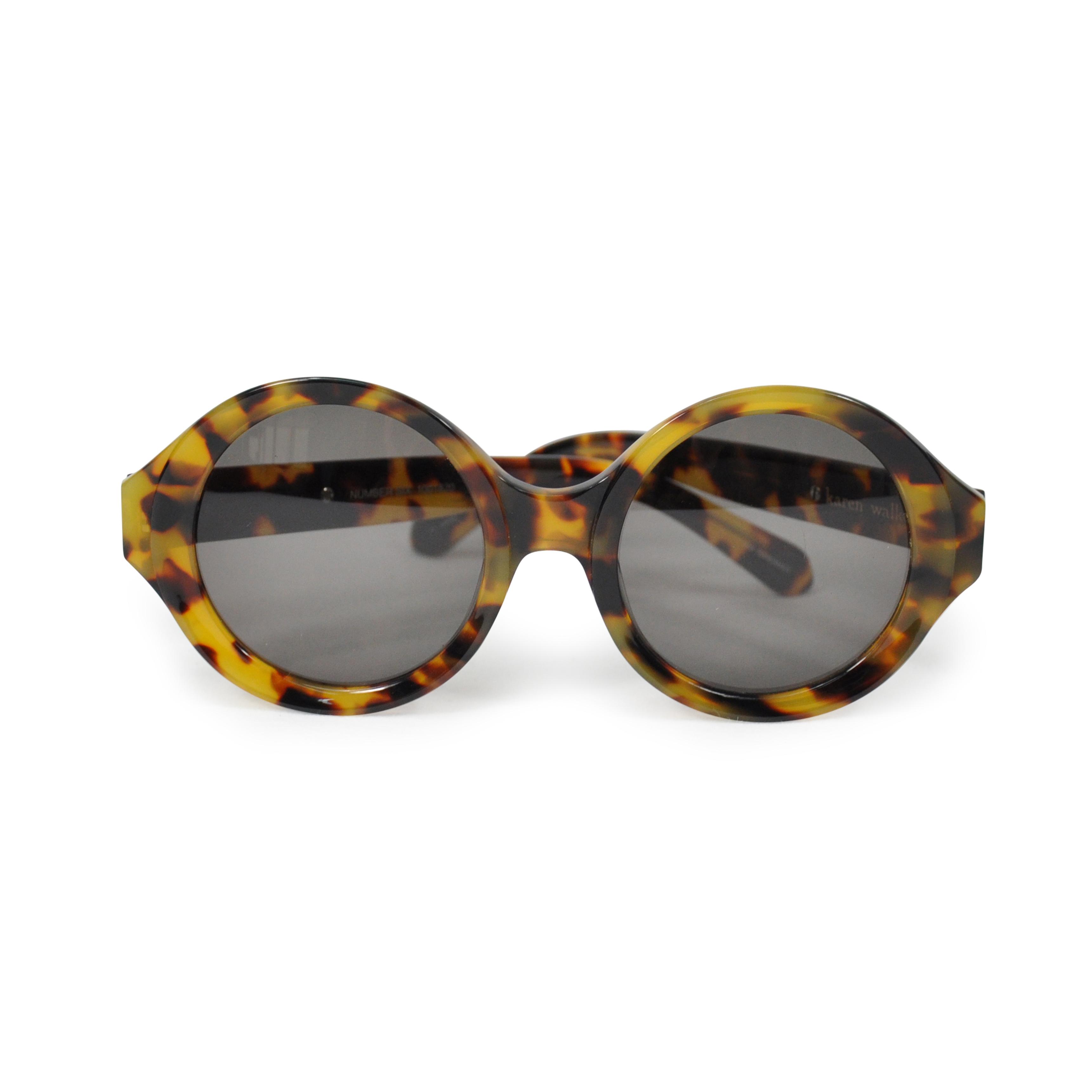190953e0fc Authentic Second Hand Karen Walker Number Six Sunglasses (PSS-311-00009)