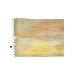 Chanel watercolour print scarf 2
