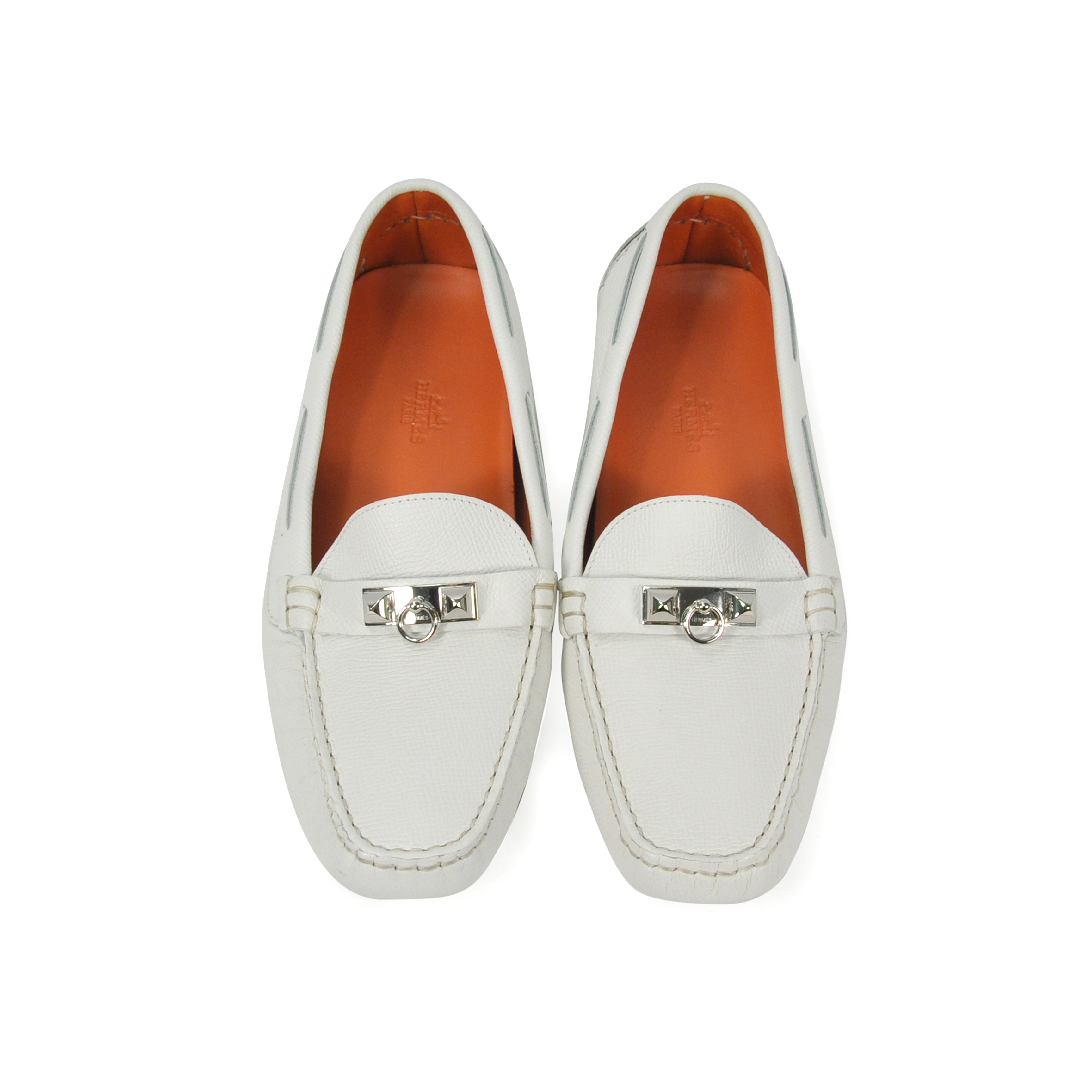 d9d28f0d183 Authentic Second Hand Hermès Irving Loafers (PSS-051-00083)