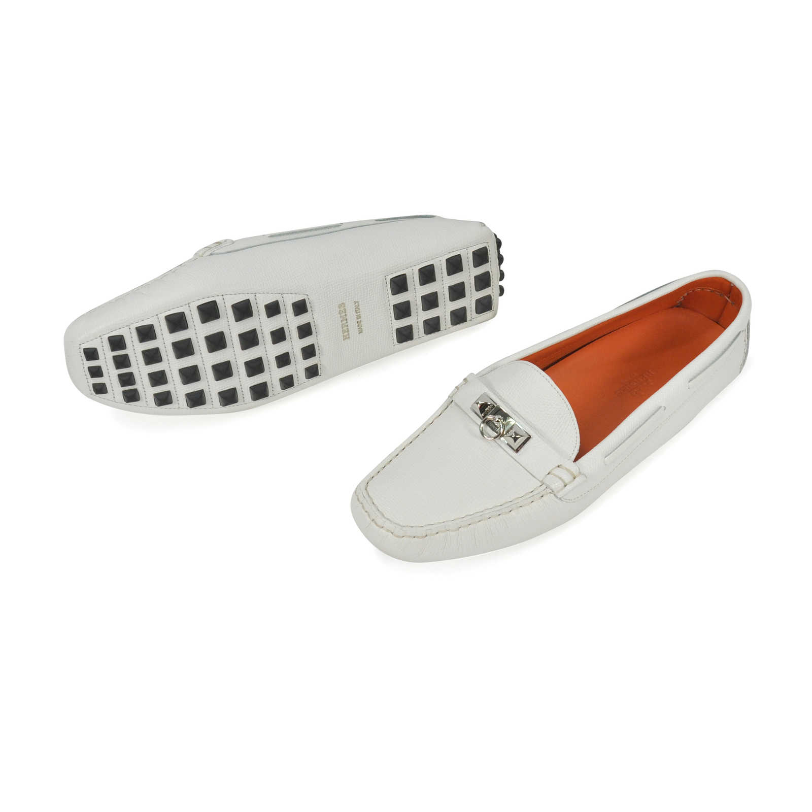 581b0d96101 ... Authentic Second Hand Hermès Irving Loafers (PSS-051-00083) - Thumbnail  1 ...
