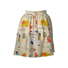 Kate spade garance dore skirt 2