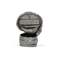 Yves saint laurent arty oval ring pss 283 00006 2