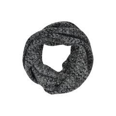 Mohair Blend Knit Scarf