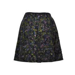 Marc by marc jacobs coloured thread work skirt 2