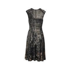 Nic zoe twirl knit flare dress 2