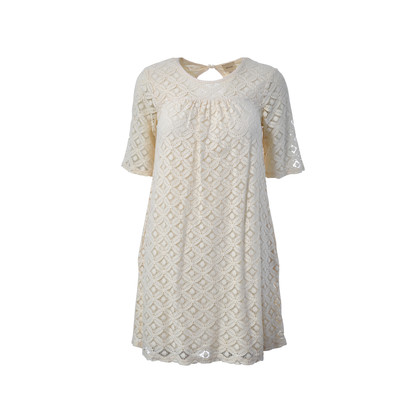 Authentic Second Hand Ella Moss Crochet Lace Dress (PSS-295-00014)