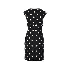 Ralph ralph lauren polka dot wrap dress 2