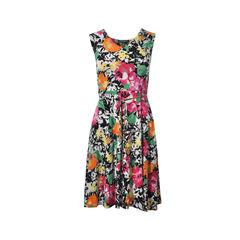 Watercolour Floral Dress