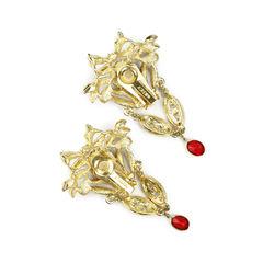 Unbranded crystal dangle earrings 2