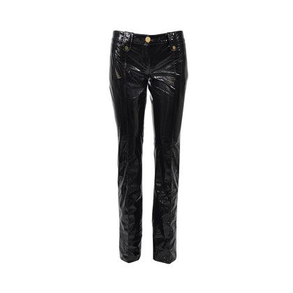Authentic Second Hand Dolce & Gabbana High-Shine Pants (PSS-200-00487)