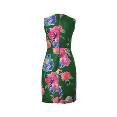 Kate spade sleeveless floral print sheath dress 2