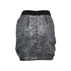Isabel marant brocade draped skirt 2