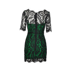 Lover lace sheath dress 2