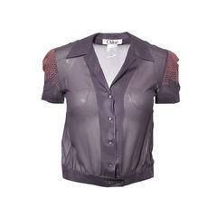 Anemone Sheer Shirt