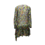 Authentic Second Hand Dries Van Noten Brushstroke Print Dress (PSS-200-00306) - Thumbnail 1