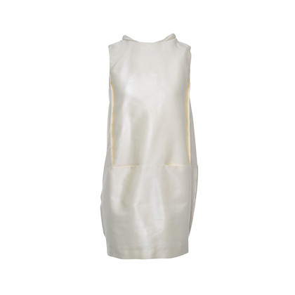 Authentic Second Hand Victoria Victoria Beckham Piped Neckline Dress (PSS-141-00020)