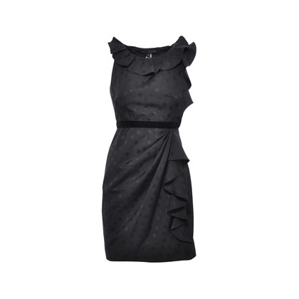 Authentic Second Hand Marc by Marc Jacobs Ruffle Polkadot Dress (PSS-141-00027)