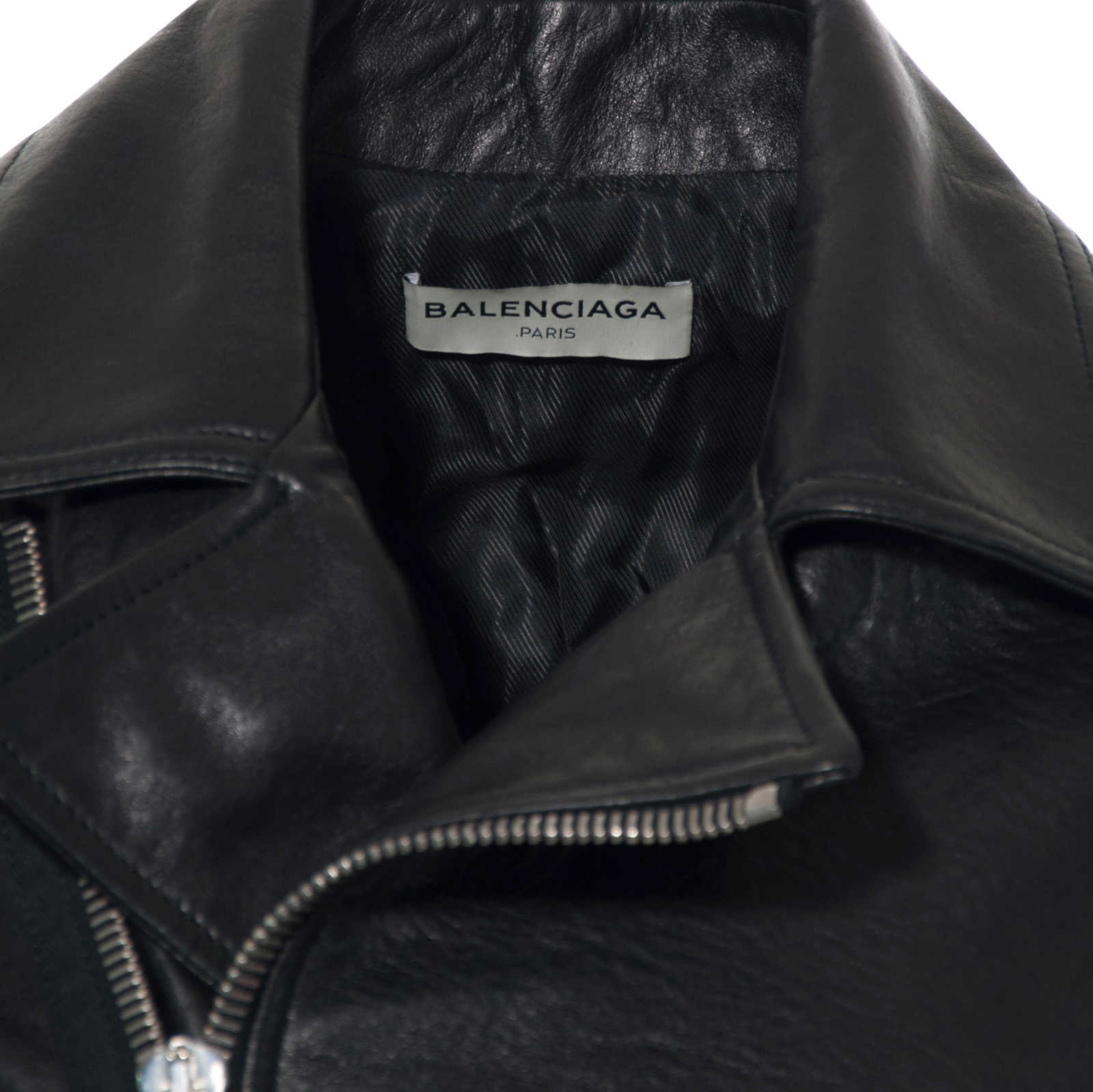 e88c61dcb833 ... Authentic Second Hand Balenciaga Biker Jacket (PSS-265-00123) -  Thumbnail 2