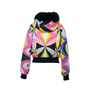 Authentic Second Hand Emilio Pucci Fur Trimmed Ski Jacket (PSS-265-00084) - Thumbnail 2