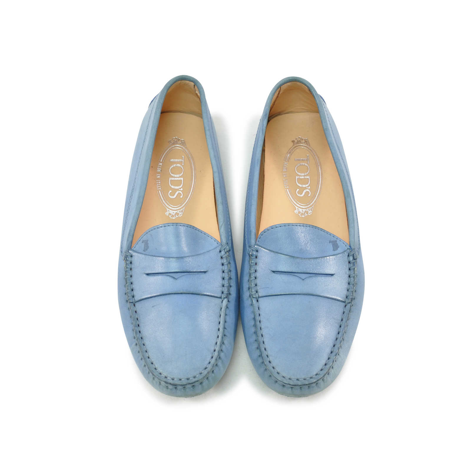 Second Hand Tod S Gommino Driving Shoes