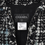 Chanel Frayed Woven Jacket - Thumbnail 2