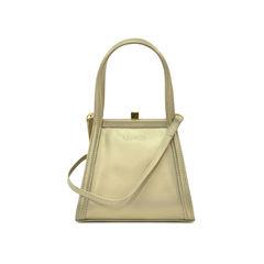 Lanvin structured clasp mini bag 2