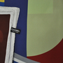 Chanel Coloured Blocks Printed Scarf - Thumbnail 2