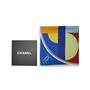 Chanel Coloured Blocks Printed Scarf - Thumbnail 3