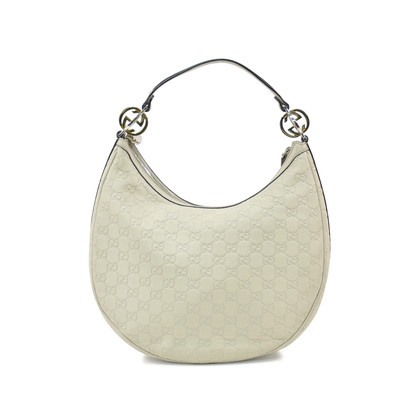 Authentic Second Hand Gucci Guccissima Leather Hobo Bag (PSS-317-00001)
