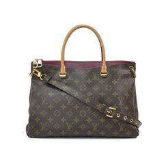 Pallas Monogram Bag