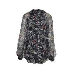 Chloe floral motif printed blouse 2?1490259320