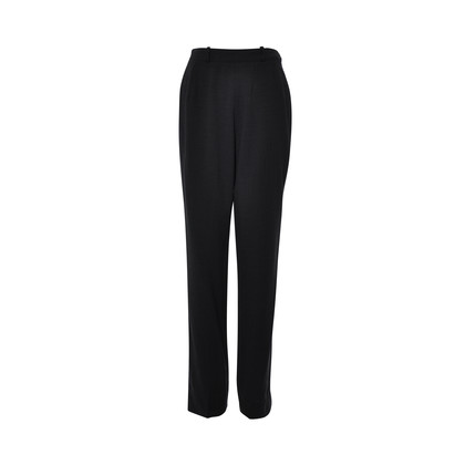 Authentic Second Hand Hermès Tapered Wool Trousers (PSS-265-00044)