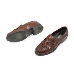 Bally begonia kiltie tassel loafers 1