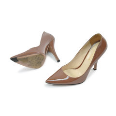 Prada pointy patent pumps 2