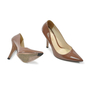 Authentic Second Hand Prada Pointy Patent Pumps (PSS-281-00006) - Thumbnail 2