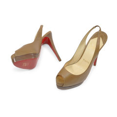 Christian louboutin catenita platform pumps 2?1490702430