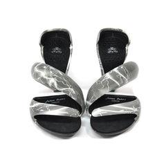 Mojito Marble Sandals
