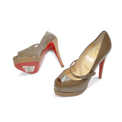 Christian louboutin no barre pumps 2?1491286225