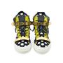 Authentic Second Hand Giuseppe Zanotti London Polka Dot Satin Hi Top Sneakers (PSS-200-00741) - Thumbnail 0
