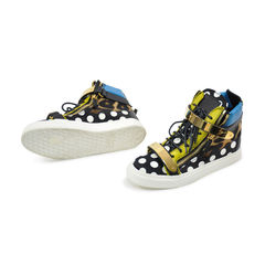 a6574fbe8ea ... Giuseppe zanotti london polka dot satin hi top sneakers 2 1491286542