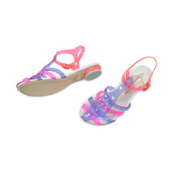 Sophia webster colorful jelly sandals 2?1491303618