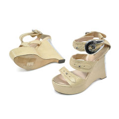 Roberto cavalli python wedge sandals 2?1491383609