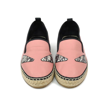 Fendi Bug Eye Espadrilles