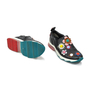 Authentic Second Hand Fendi Embellished Appliqué Slip On Sneakers (PSS-200-00745) - Thumbnail 2