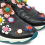 Authentic Second Hand Fendi Embellished Appliqué Slip On Sneakers (PSS-200-00745) - Thumbnail 5