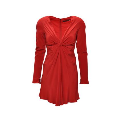Authentic Second Hand Aurelio Costarella Long Sleeve Mini Dress (PSS-294-00007)
