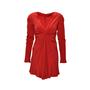Authentic Second Hand Aurelio Costarella Long Sleeve Mini Dress (PSS-294-00007) - Thumbnail 0
